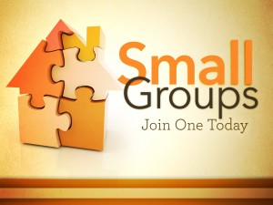 Join a Small Group